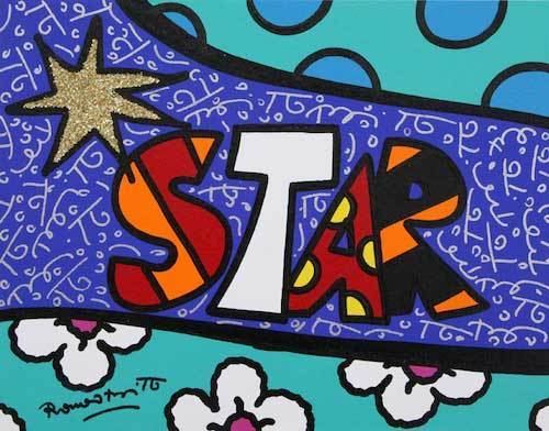 , 'Star,' 2015, Eden Fine Art