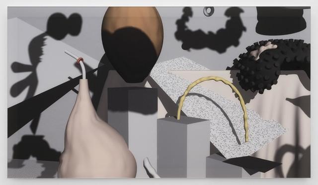 , 'Girl Hair,' 2017, Western Exhibitions