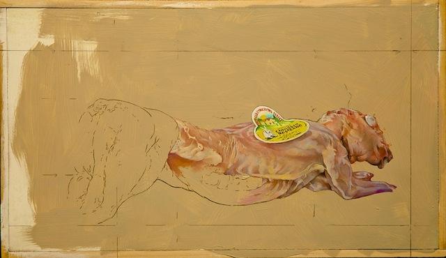 , 'CONIGLIO NOSTRANO,' 2015, Gallery NAGA