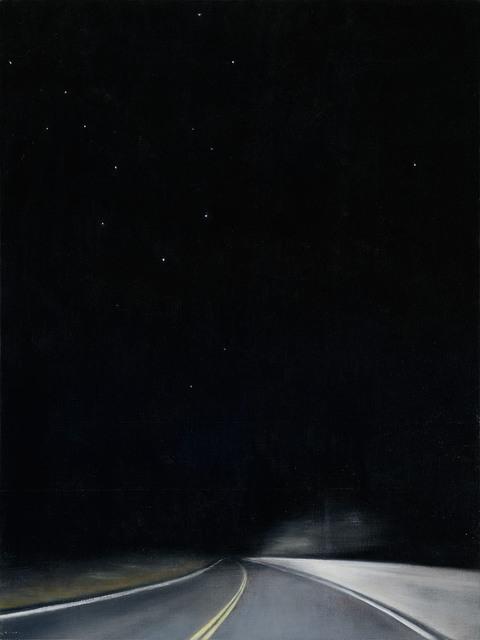Linda Davidson, 'Night Road 2', 2015, G. Gibson Gallery