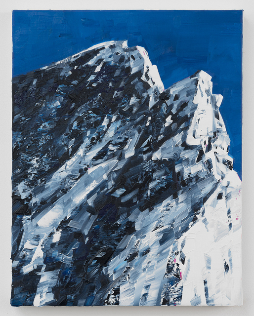 , 'Hillary Step,' 2015, Joshua Liner Gallery