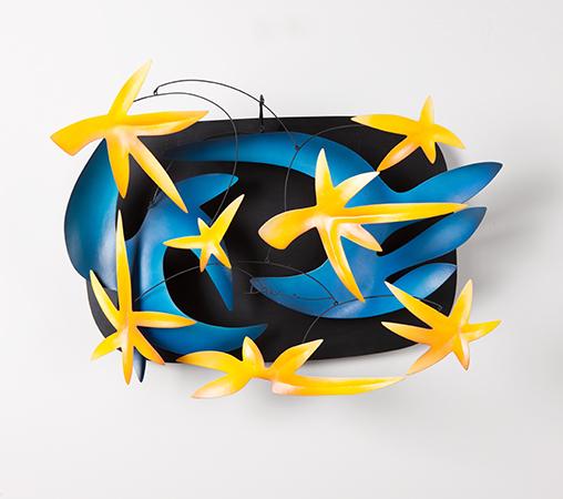 , 'Starry Interlude,' , Pucker Gallery