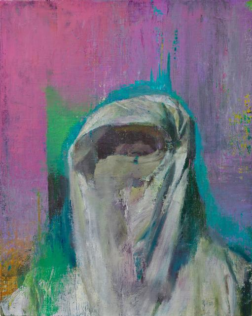 , 'Artist,' 2015, Parafin