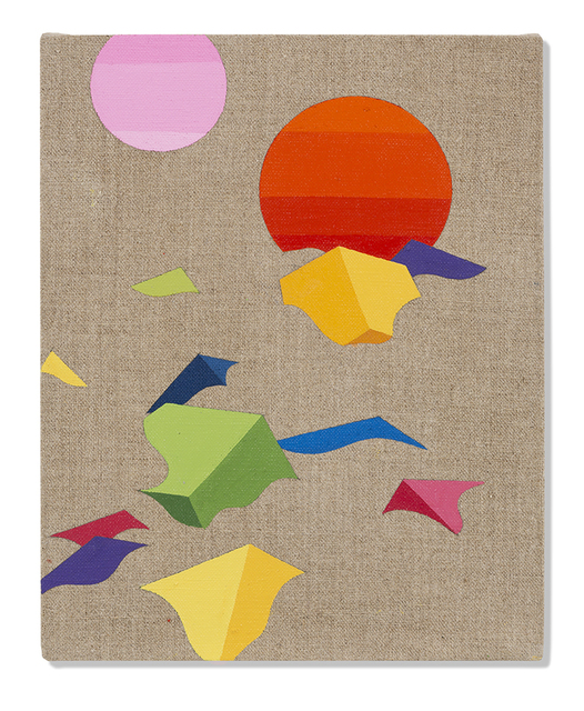 , 'Shifting Arena,' 2014, Galerie Mikael Andersen