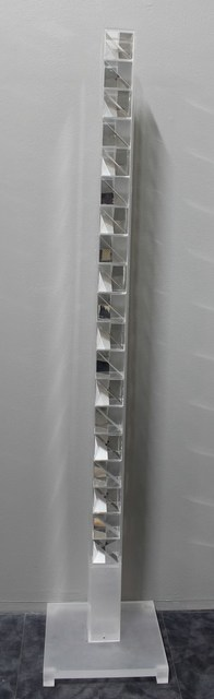 , 'Spazio Cubico / Colonna 19 cubi,' ca. 1970, TAG TheArtGallery