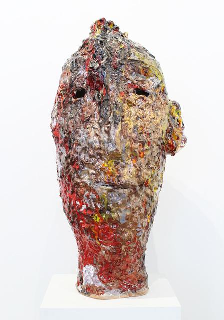, 'Head 1,' 2016, James Harris Gallery