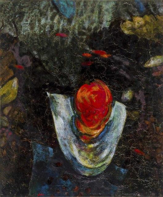 Gianni Dova, 'Fondo Marino', 1983, ArtRite
