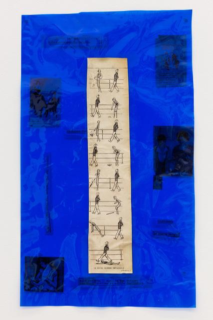 """Carla Filipe, '""""Comer papel mastigado - o desejo de compreender o velho continente para cuspir a sua história / Eating chewed paper - the desire to understand the old continent to spit its story"""" Untitled 33', 2014, Múrias Centeno"""