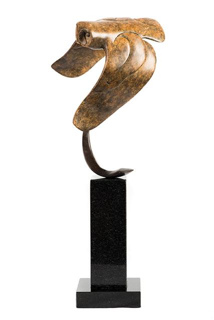, 'Tawny Owl in Flight,' , Mark White Fine Art