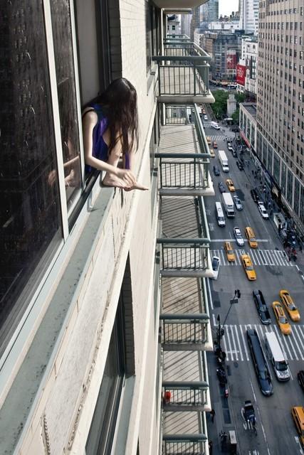 , 'Self-Portrait (New York),' 2012, Christophe Guye Galerie