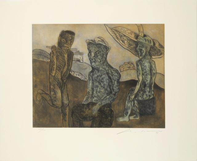 , 'Animales Impuros,' 1998, Galería Nudo