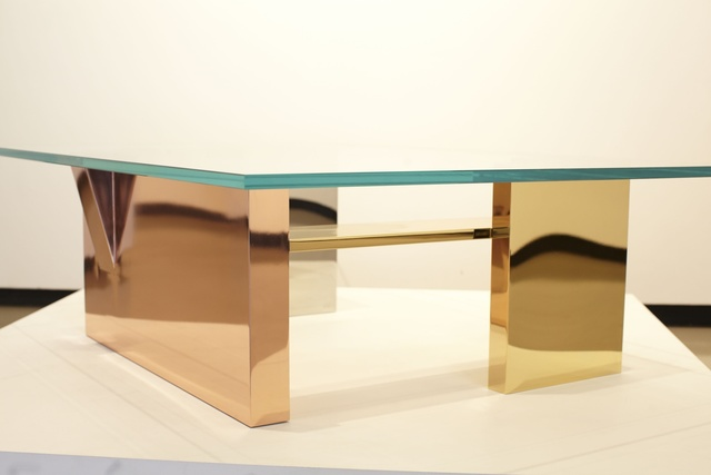 , 'Metals Coffee Table,' 2013, Paul Kasmin Gallery