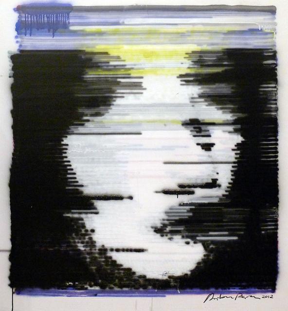, 'Andrea, White,' 2012, Wallplay