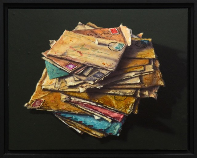 , 'Scripsit Series No. 3,' 2015, Oeno Gallery