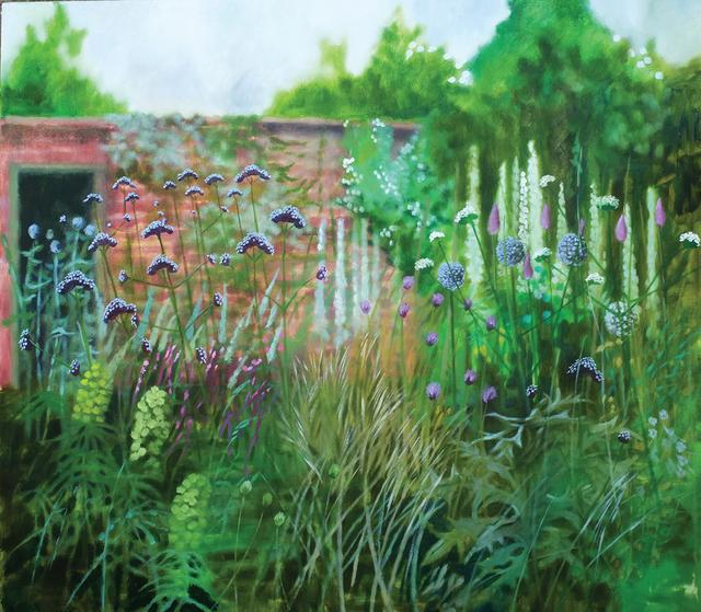 , 'Wiltshire Summer Garden II,' 2018, Hybrid Gallery