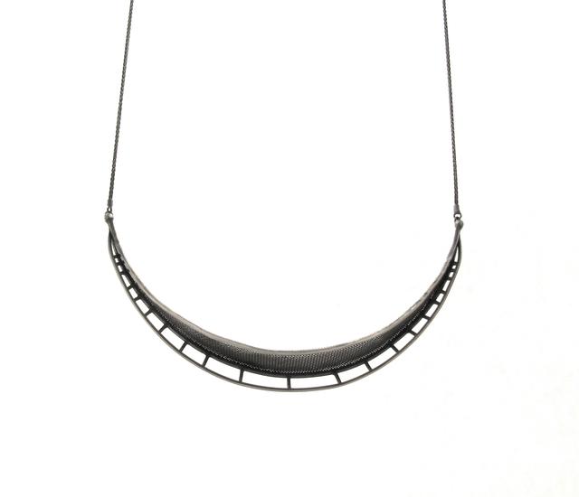 Caitie Sellers, 'Large Crescent Necklace', Facèré Jewelry Art Gallery
