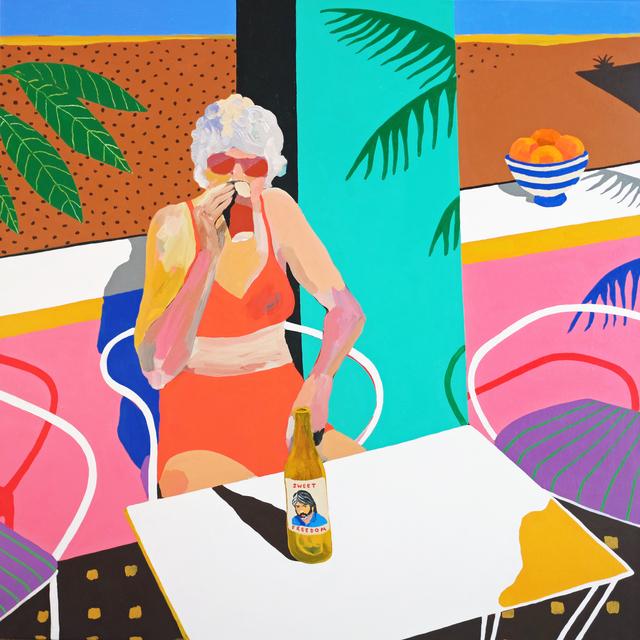 Alan Fears, 'Sweet Freedom', 2019, Painting, Acrylic on Canvas, Fears and Kahn