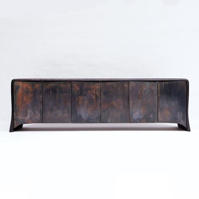 Valentin Loellmann, 'Brass Sideboard ', 2019, Twenty First Gallery