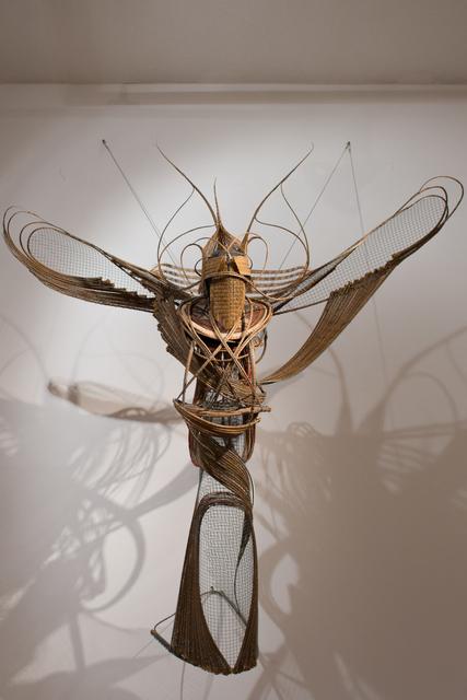 Adejoke Tugbiyele, ' Flight to Revelation ', 2011, October Gallery