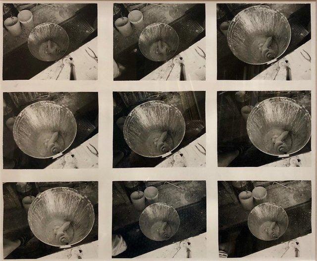 Shimon Attie, 'Vintage Silver Gelatin Photograph Surrealist Fake Limb Prosthetic Factory Photo', 1980-1989, Lions Gallery