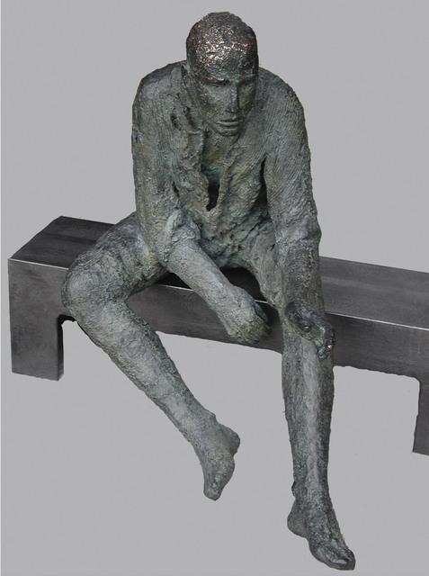 , 'Bronze #58,' 2001, Galerie de Bellefeuille