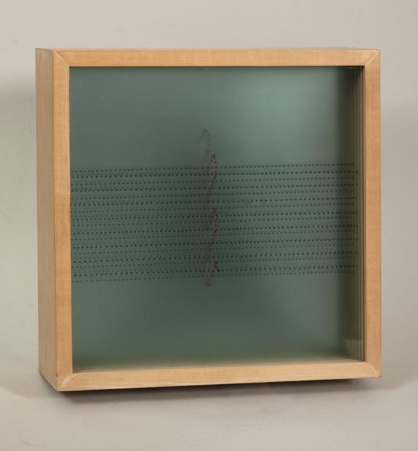 , 'Boxes,' 1999, Octavia Art Gallery