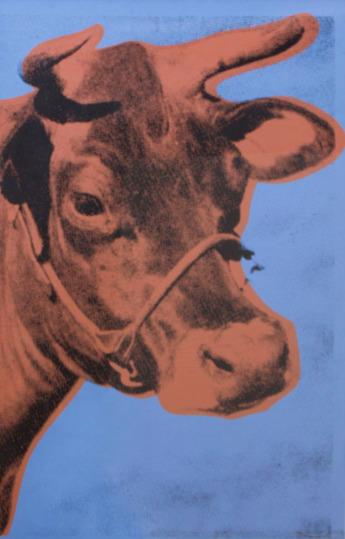Andy Warhol, 'Cow', 1971, Dean Borghi Fine Art