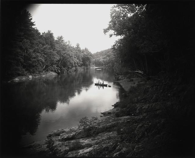, ' Crossing the Maury,' 1992, Edwynn Houk Gallery