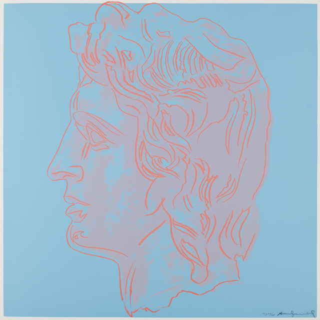 Andy Warhol, 'Alexander the Great', 1982, Phillips