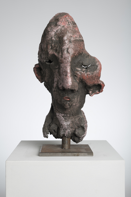 , 'Strange Head,' 2014, MAKASIINI CONTEMPORARY