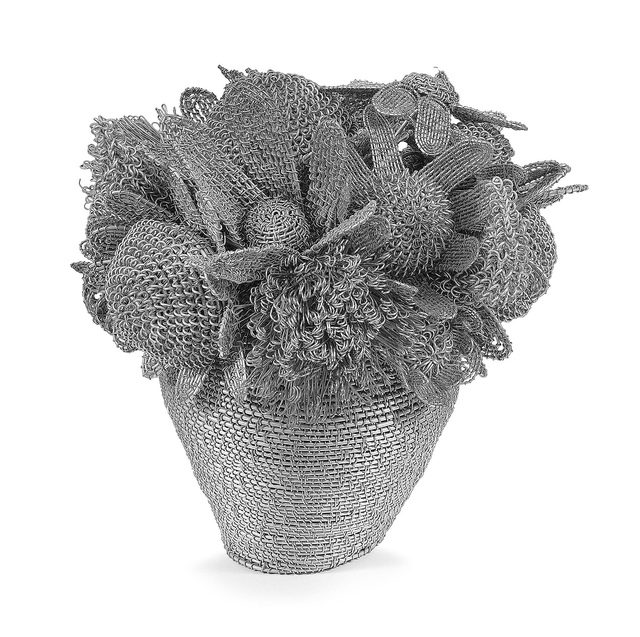 Walter Oltmann, 'Pincushions in a Vase', 2001-2002, Strauss & Co