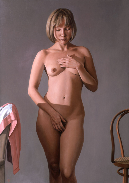 , 'Standing Nude,' 1998, Allan Stone Projects