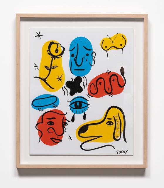 , 'Not Happy Not Sad,' 2019, Brannan Mason Gallery