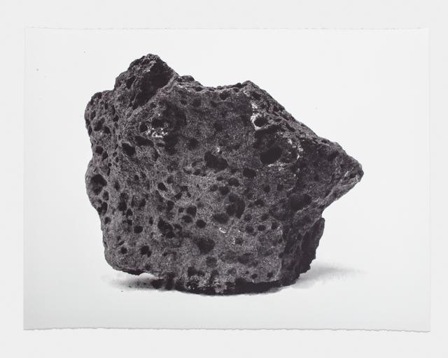 , 'Rock #5 (Carrizozo, New Mexico),' 2014, Denny Gallery