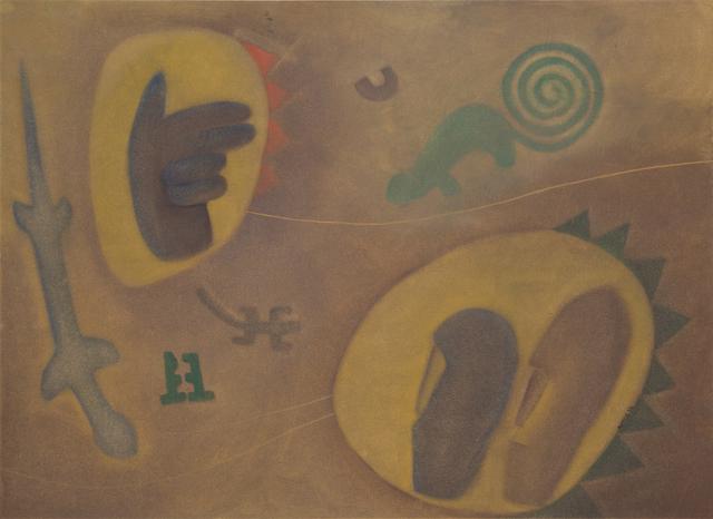 , 'God Sent the Lizard ,' 1973, EBONY/CURATED