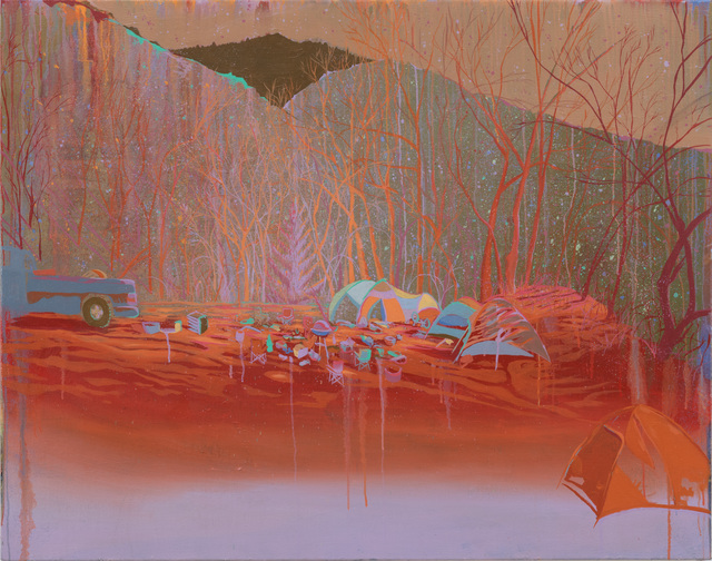 Jen Hitchings, 'Tent City', 2015, PROTO Gallery