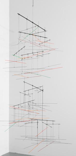, 'Vertical Room 20:08,' 2015, Mario Mauroner Contemporary Art Salzburg-Vienna