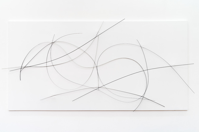 , 'Magnetic Wall - The 4th Dimension,' 2001, Galerie Xippas