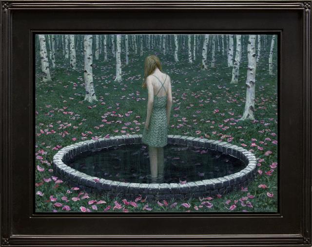 , 'The Pool,' 2019, ARCADIA CONTEMPORARY