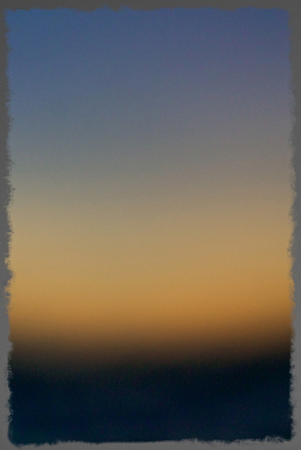 Richard Ehrlich, 'Homage to Rothko 19', Photography, Digital Pigment Print, Weston Gallery