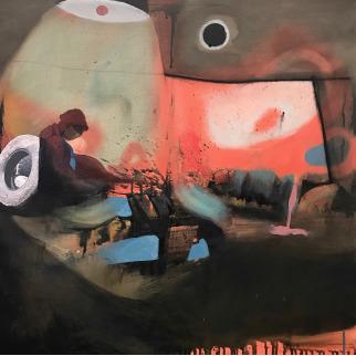 , 'Professor John Doe ,' , Joerg Heitsch Gallery