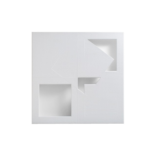 , 'Un carré vide n°810,' , Espace Meyer Zafra