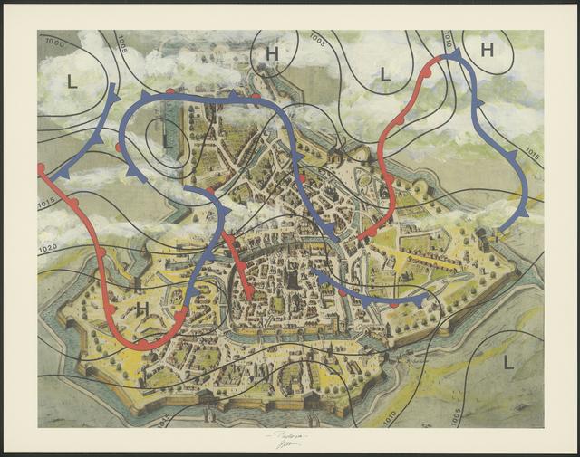 , 'Cartografia, 1572-1997,' 1997, Galleria Fumagalli