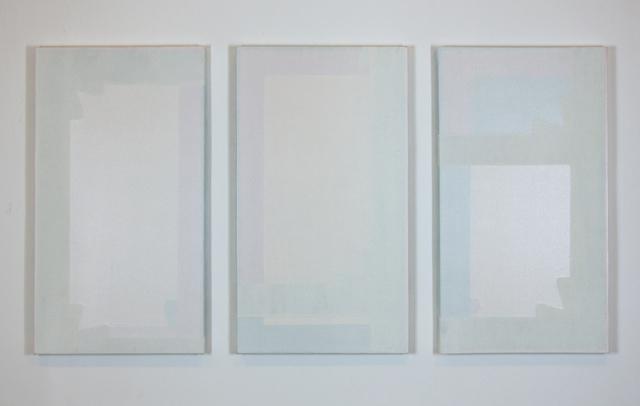 , 'Trittico Bianco,' 2016, Rizzutogallery