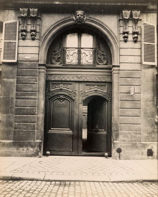 , 'Hôtel, rue de Varenne 19,' 1900, Fraenkel Gallery