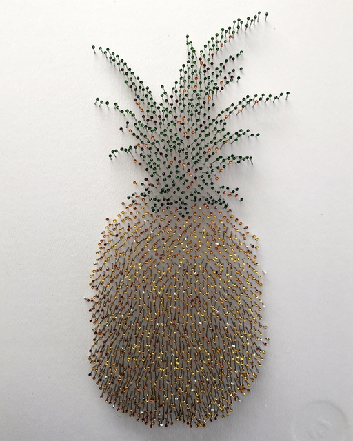 , 'The Pineapple ,' 2016, Oliver Cole Gallery