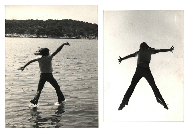 , 'Moving in the fluids. Diptych,' 1971, espaivisor - Galería Visor