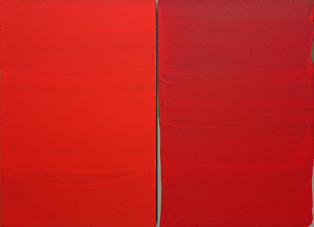 , 'Red espectare duo I,' 2017, Maus Contemporary