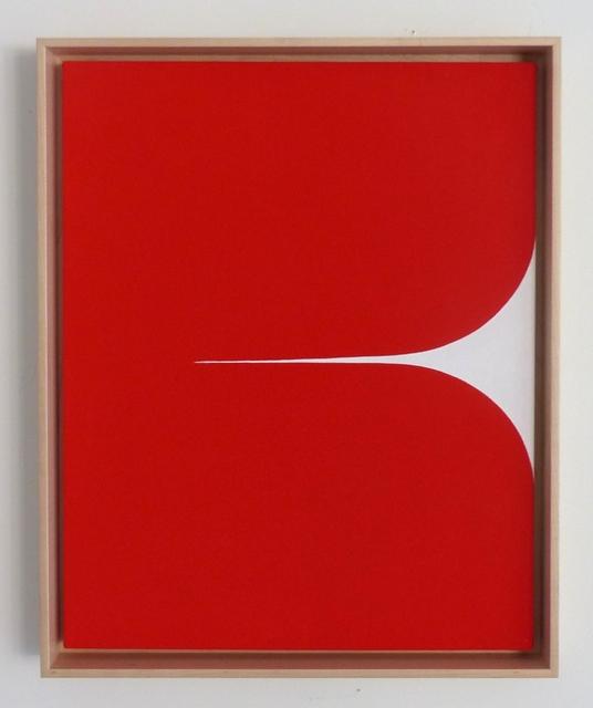 Sara Genn, 'New Alphabet (Cadmium)', 2019, Dimmitt Contemporary Art