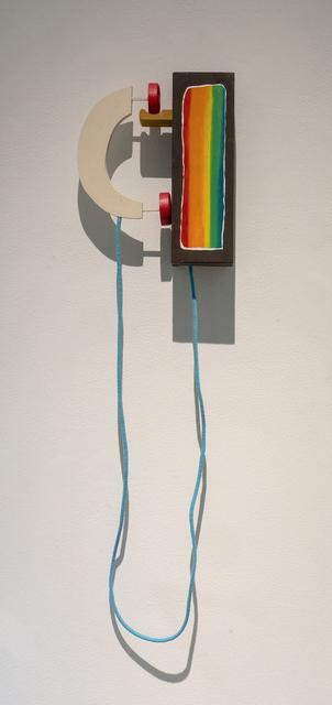 , 'Adult landline.,' 2016, Richard Levy Gallery